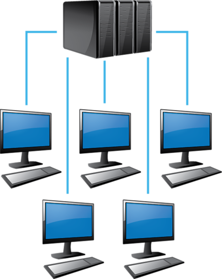 Computer Netzwerk